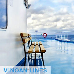 Minoan Lines Ferries