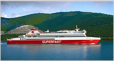 Camping on Board - Superfast Ferries