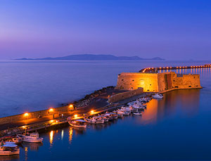 Ferry tickets to and from Heraklion, Crete