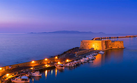 Ferry tickets from/to Heraklion Crete