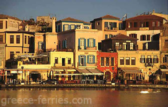 Chania Crete Greek Islands Greece