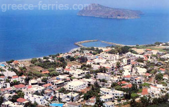 Platanias Chania Crete Greek Islands Greece