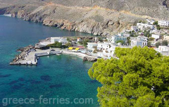 Sfakia Chania Crete Greek Islands Greece