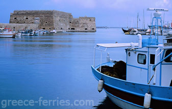 Heraklion Crete Greek Islands Greece