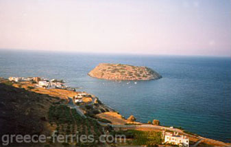 Mohlos Lassithi Crete Greek Islands Greece