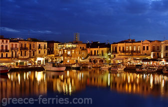 Rethymnon Crete Greek Islands Greece