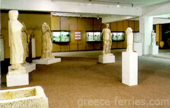 Rethymnon Archaeological Museum Crete Greek Islands Greece