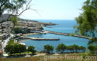 Panormos Village Rethymnon Crete Greek Islands Greece