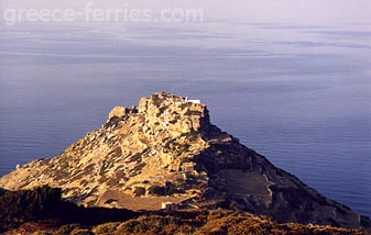 Ancient Arkesini Amorgos Cyclades Greek Islands Greece