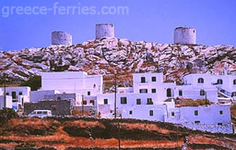 History of Amorgos Cyclades Greek Island Greece