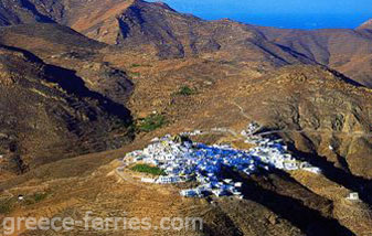 Anafi Greek Islands Cyclades Greece