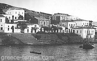 History of Andros Cyclades Greek Islands Greece