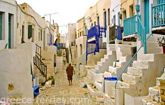 Architecture Folegandros Island Cyclades Greek Islands Greece
