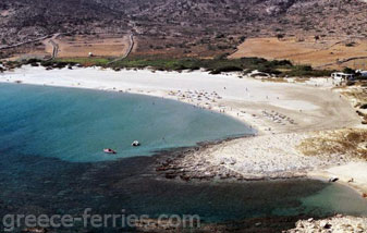 Maganari Ios Cyclades Greek Islands Greece