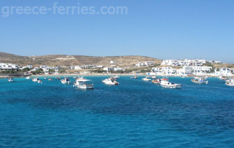 Koufonisia Cyclades Greek Islands Greece