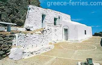 Prophet Elias Milos Cyclades Greek Islands Greece
