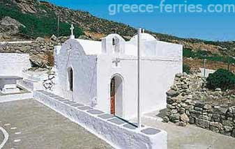 Panagia Kypos Milos Cyclades Greek Islands Greece