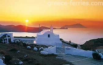Panagia Tourliani Milos Cyclades Greek Islands Greece