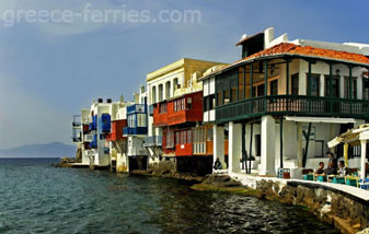 Mykonos Cyclades Greek Islands Greece