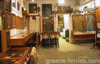 Folklore Museum Sifnos Island Cyclades Greece