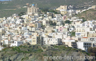 Tinos Cyclades Greek Islands Greece