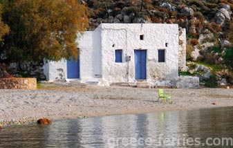 Architecture of Kalymnos Dodecanese Greek Islands Greece
