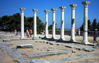 Archaeology of Kos Dodecanese Greek Islands Greece