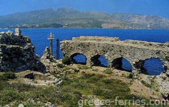 History of Leros Dodecanese Greek Islands Greece