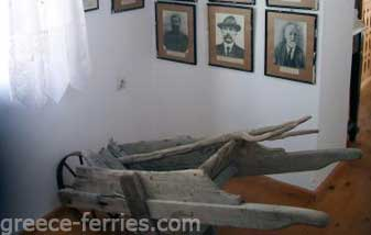 Historical and Folklore Museum Nisyros Dodecanese Greek Islands Greece