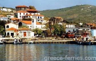 Chorio Agios Efstratios East Aegean Greek Islands Greece