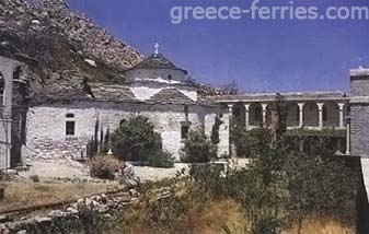 Churches & Monasteries Ikaria East Aegean Greek Islands Greece