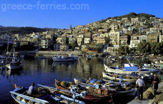 Lesvos East Aegean Greek Islands Greece