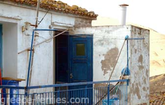 Architecture of Limnos East Aegean Greek Islands Greece