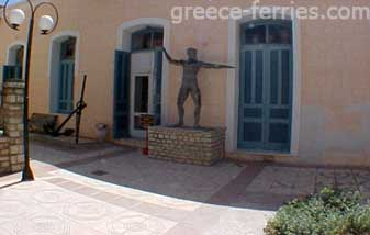 Folklore and Cultural Museum Ithaka Greek Islands Ionian Greece