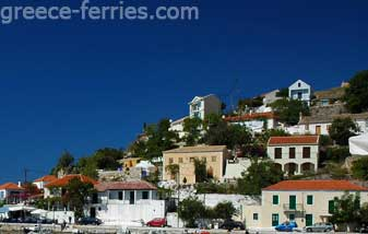 Architecture of Kefalonia Greek Islands Ionian Greece