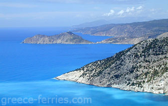 Kefalonia Greek Islands Ionian Greece