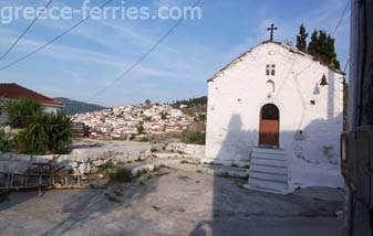 Churches & Monasteries Poros Greek Islands Saronic Greece