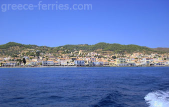 Spetses Greek Islands Saronic Greece