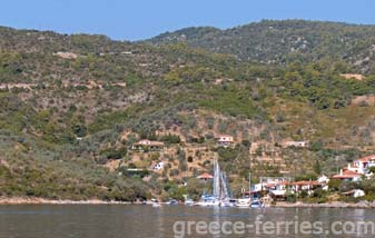 Steni Vala Alonissos Greek Islands Sporades Greece