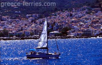 Skopelos Greek Islands Sporades Greece
