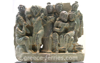 Mythology of Skyros Greek Islands Sporades Greece