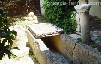Archaeological Museum Skyros Greek Islands Sporades Greece