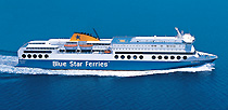 Blue Star Ferries Schedules, Prices & Offers